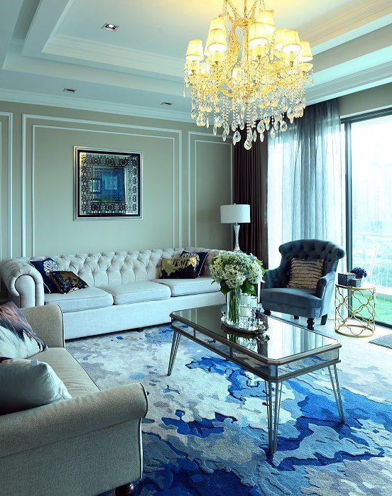 Idea Ruang Tamu Moden Desainrumahid Com