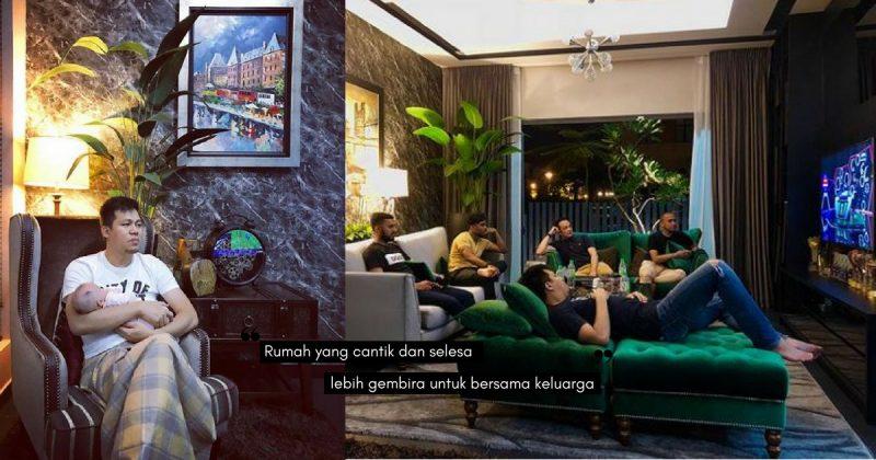 Nampak Mewah Dan Classy Geram Tengok Dekorasi Rumah Jep Sepahtu Sari Yanti Nona