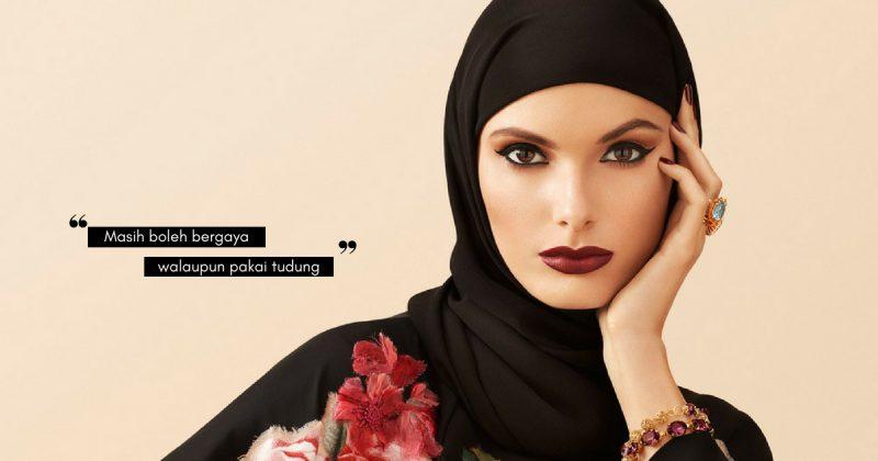 Masih Boleh Tampak Sopan Trendy Hijab Tak Halang Wanita