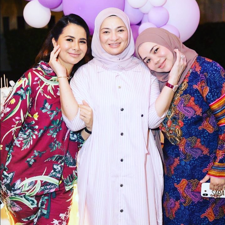 Cantik Di Usia 53 Tahun Datin Noor Kartini Noor Mohamed Kongsi Petua Awet Mudanya Nona