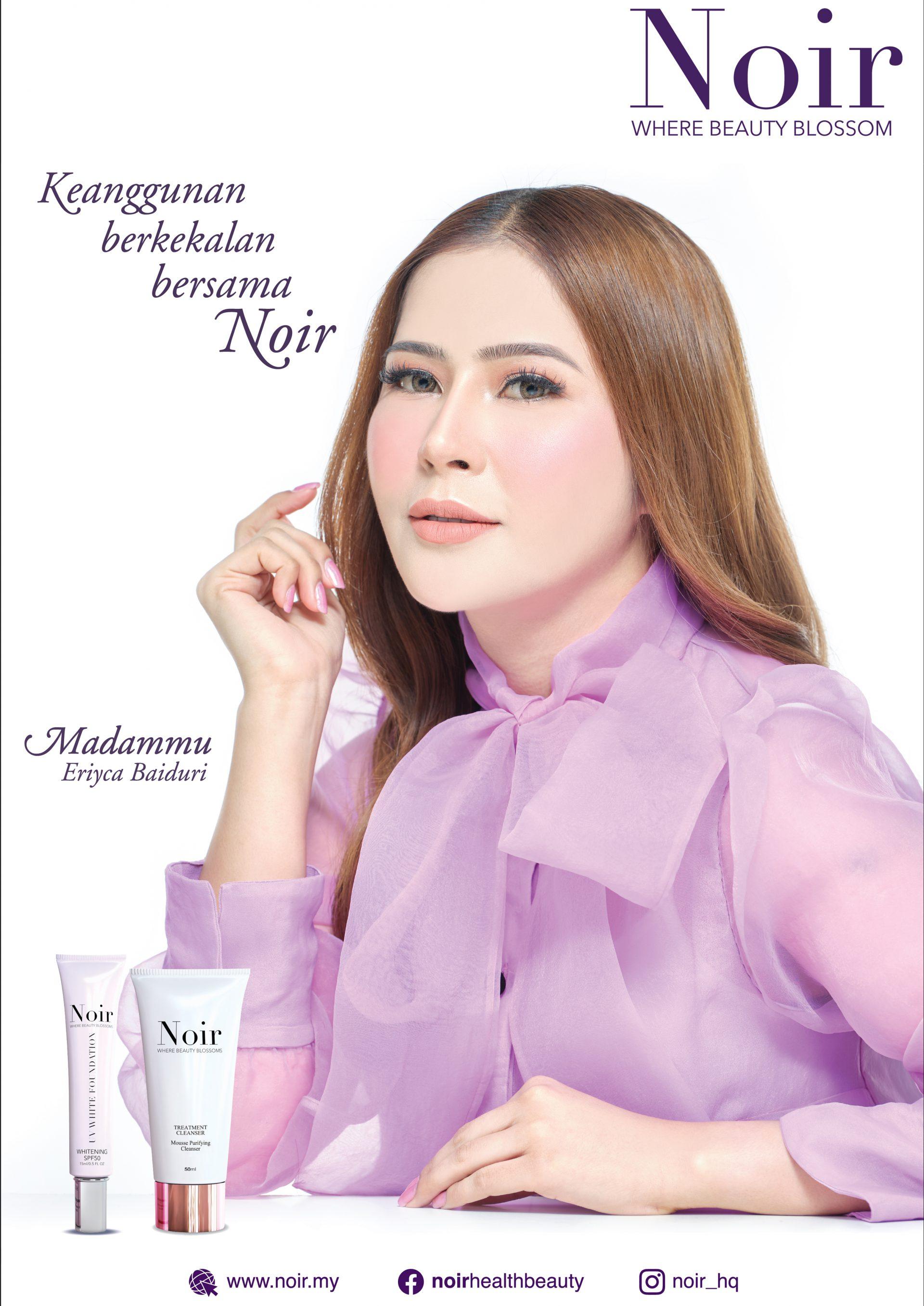 Noir Mahu Jadi Jenama Inspirasi Buat Wanita Produk Premium Jadi