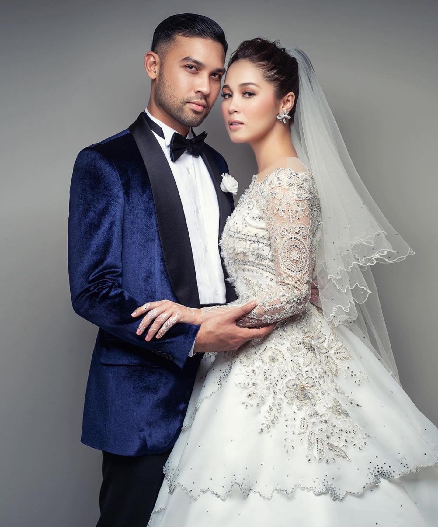 Raikan Cinta Awal 11, Pilihan Busana Anggun Nikah & Sanding 11